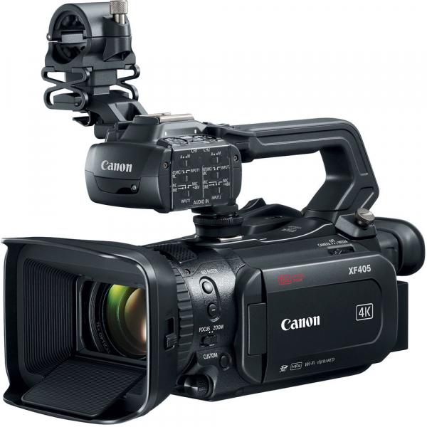 Canon XF405 - Camera video, 4K 0