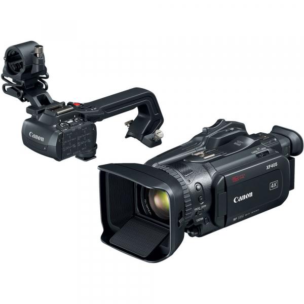 Canon XF405 - Camera video, 4K 7