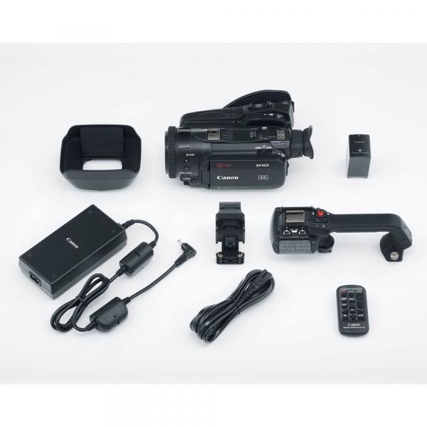 Canon XF405 - Camera video, 4K 5