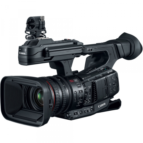 "Canon XF705 Camera Video Profesionala 4K 1"" Senzor XF-HEVC H.265 0"