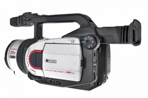 Canon XM 1 PAL 2