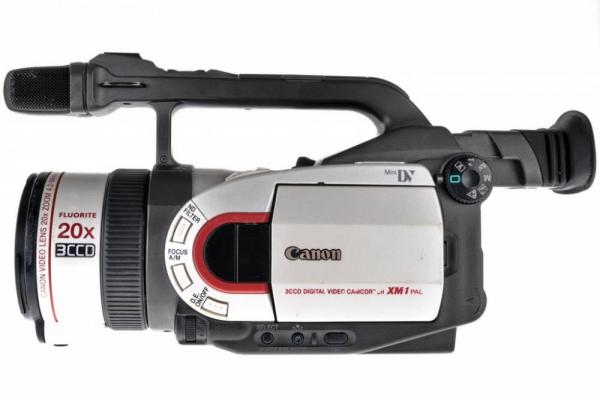 Canon XM 1 PAL 1