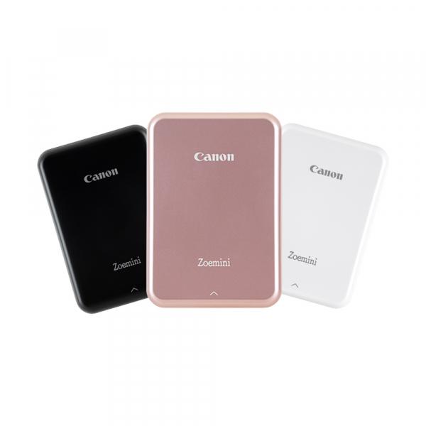 Canon Zoemini - imprimanta foto portabila cu Tehnologie Zink (Zero Ink) - roz [1]