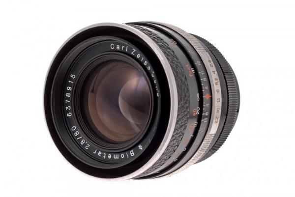 Carl Zeiss Jena Biometar 80mm f/2.8 - Praktina 0