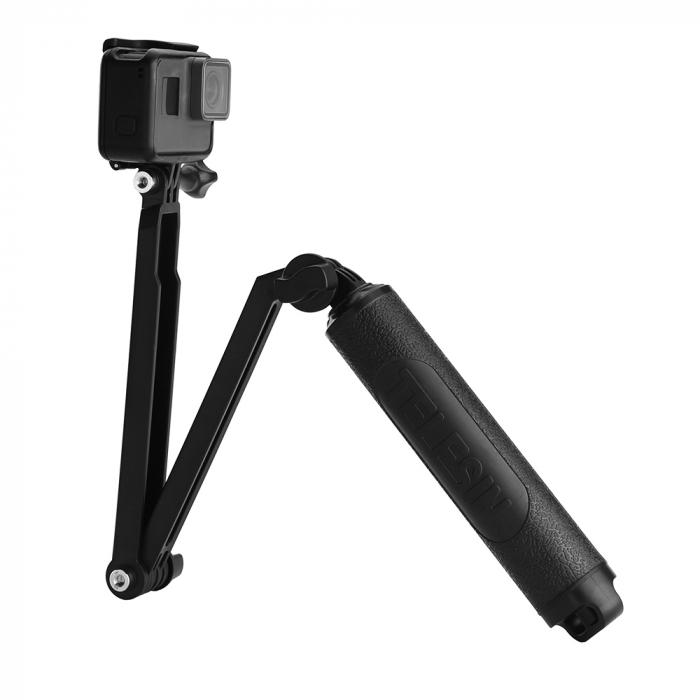 Stick multifuncțional GoPro 9 - Selfie Stick cu 3 căi GP - MFW - 300 [3]