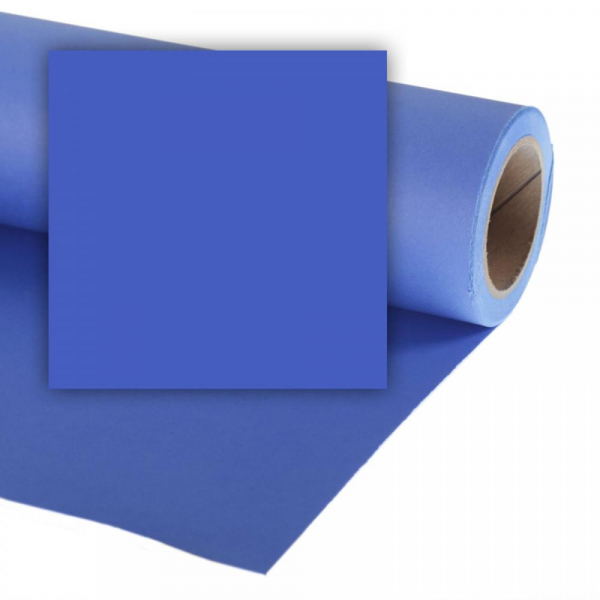 Colorama  Fundal hartie 2.72m x 11m - CHROMABLUE [0]