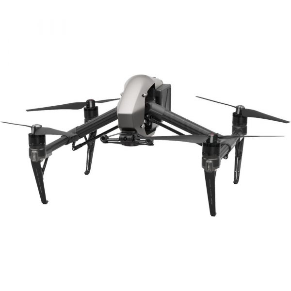 DJI Inspire 2 Drona + licenţă Apple ProRes și Cinema DNG  3