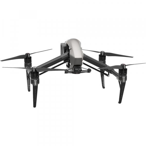 DJI Inspire 2 Drona + licenţă Apple ProRes și Cinema DNG  2