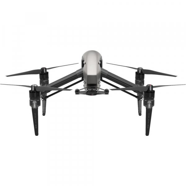 DJI Inspire 2 Drona + licenţă Apple ProRes și Cinema DNG  0