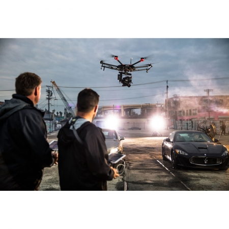 DJI Matrice M600 - drona hexacopter 3