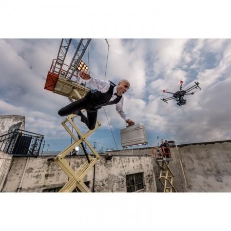 DJI Matrice M600 - drona hexacopter 4