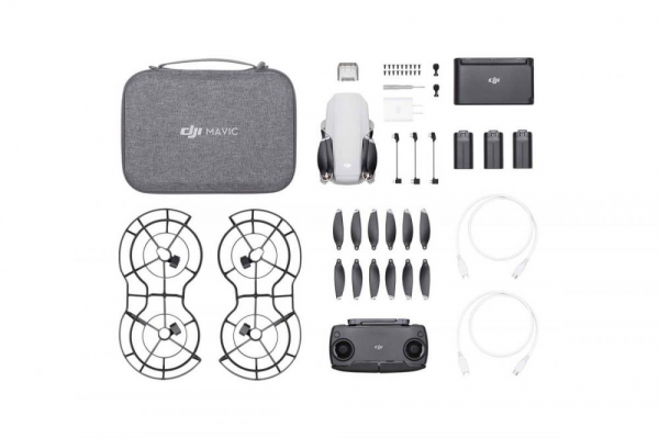 DJI Mavic Mini Fly More Combo 0