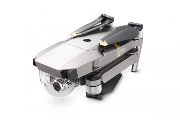 DJI Mavic Pro Platinum Drona 1