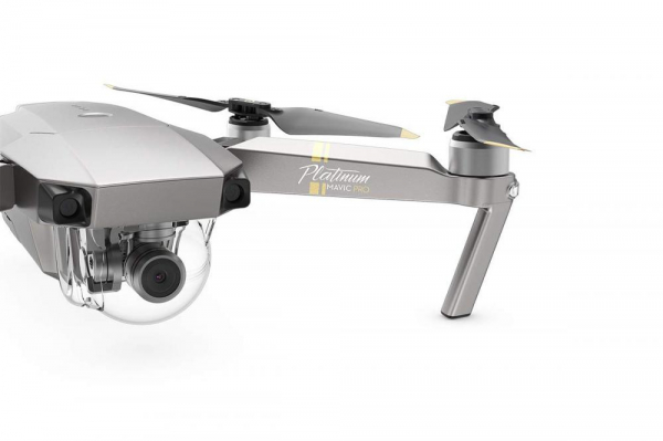 DJI Mavic Pro Platinum Drona 3