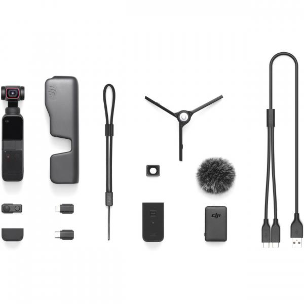 DJI OSMO Pocket 2 Creator Combo Gimbal - Stabilizator telefon [0]