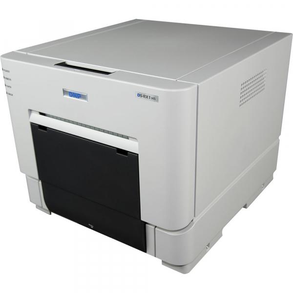 DNP DS-RX1HS - Imprimanta Dye-sub + 1 hartie 10x15cm , 1400 printuri 1