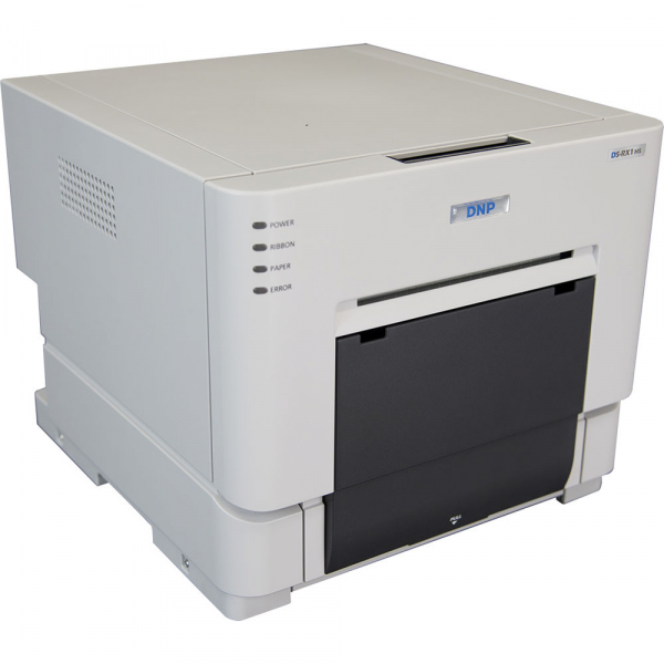 DNP DS-RX1HS - Imprimanta Dye-sub + 1 hartie 10x15cm , 1400 printuri 2