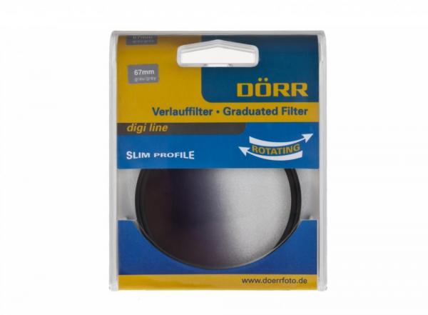 Dorr 67mm filtru gradual neutru (neutral) 0