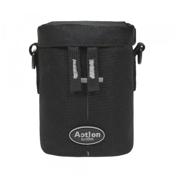 Dorr Action Black Lens Case 11 x 7,5 cm - toc obiective 0
