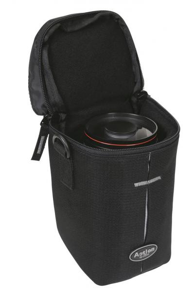 Dorr Action Black Lens Case 15 x 8,5 cm - toc obiective 2