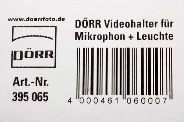 Dorr adaptor montare simultana a 2 accesorii 3