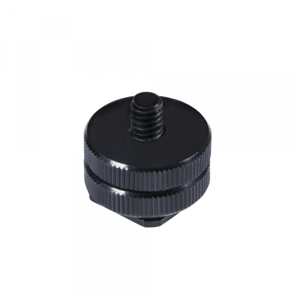 "Dorr adaptor patina-surub 1/4"", cu 2 rotite (370203) 0"