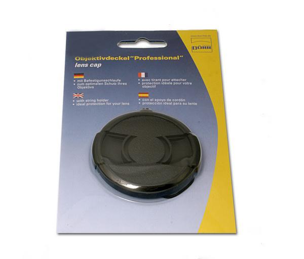 Dorr capac frontal  obiectiv cu snur, 40.5mm [0]