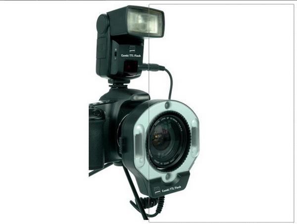 Dorr Combi TTL Flash pentru Sony & Minolta 1
