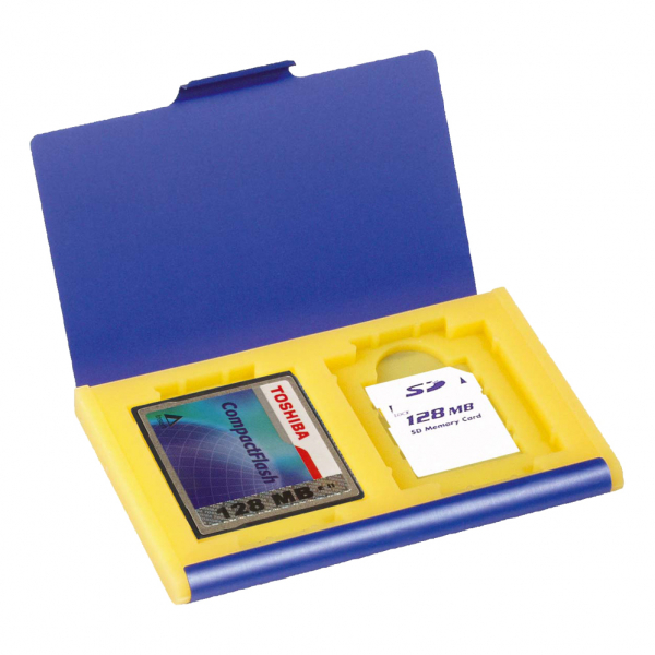Dorr cutie protectie card 2 buc. SD/CF 0