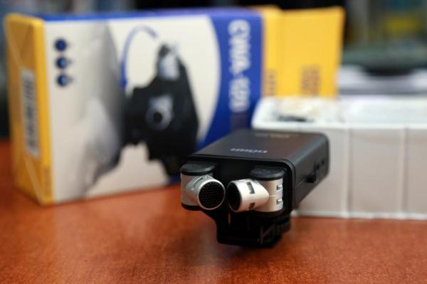 Dorr CWA-120 - microfon stereo pt. DSLR-uri 2