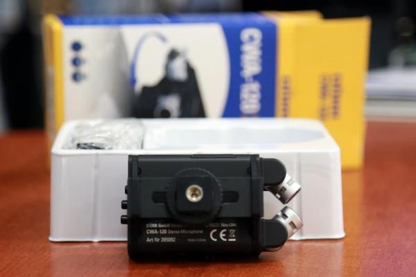 Dorr CWA-120 - microfon stereo pt. DSLR-uri 5