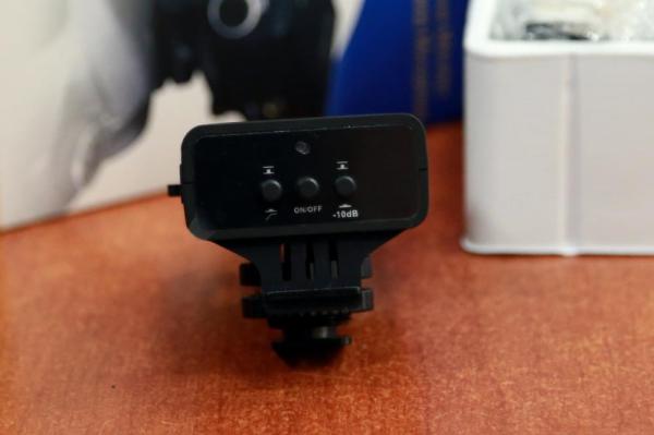 Dorr CWA-120 - microfon stereo pt. DSLR-uri [4]