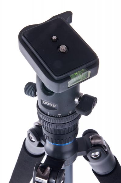 Dorr Cybrit Maxi 4-BA , trepied foto + cap cu bila 4