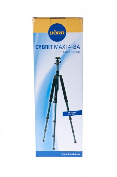 Dorr Cybrit Maxi 4-BA , trepied foto + cap cu bila 6