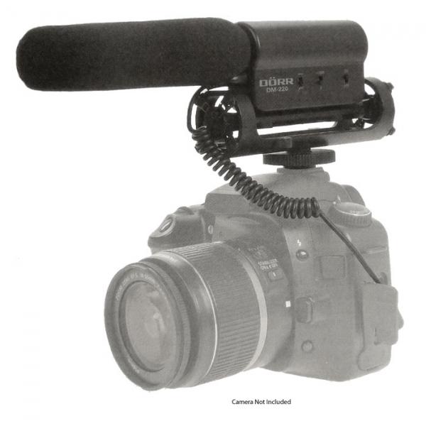 Dorr DM220 - Microfon 0