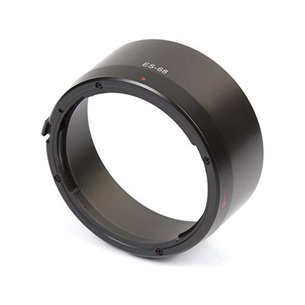 Dorr DR-ES-68 parasolar compatibil pentru Canon EF 50mm f/1,8 STM [1]