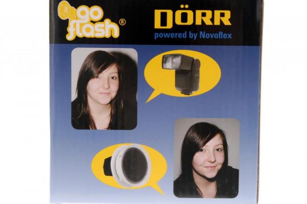 Dorr GoFlash Honey Comb - grid [3]