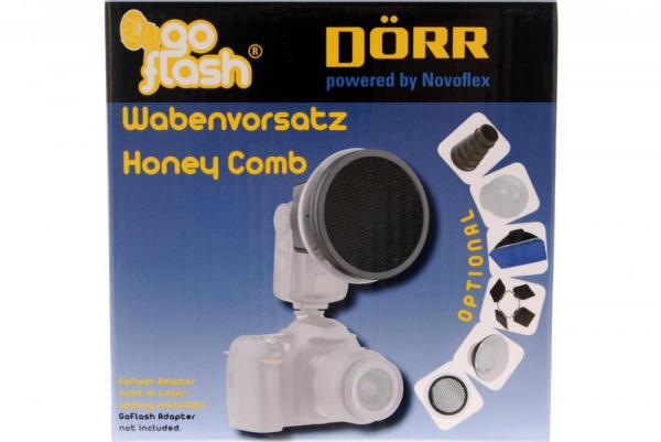 Dorr GoFlash Honey Comb - grid 2