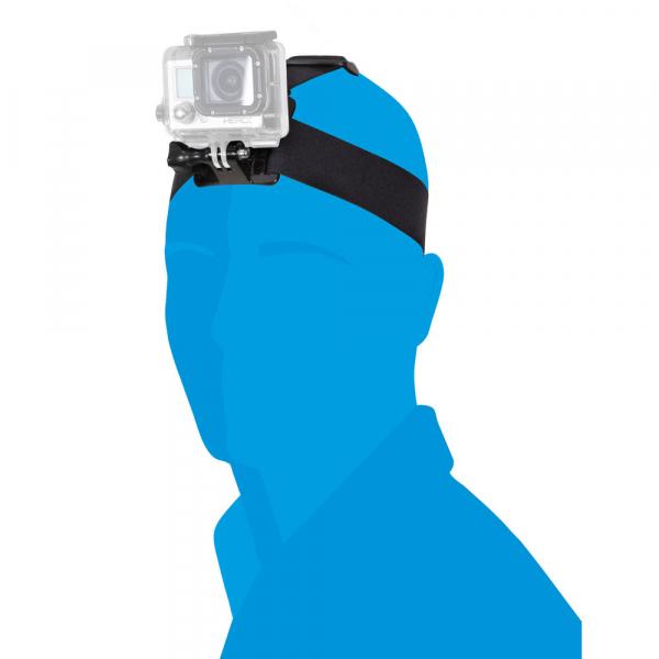 Dorr GP-05 GoPro Head Strap - sistem prindere camera pe cap [0]