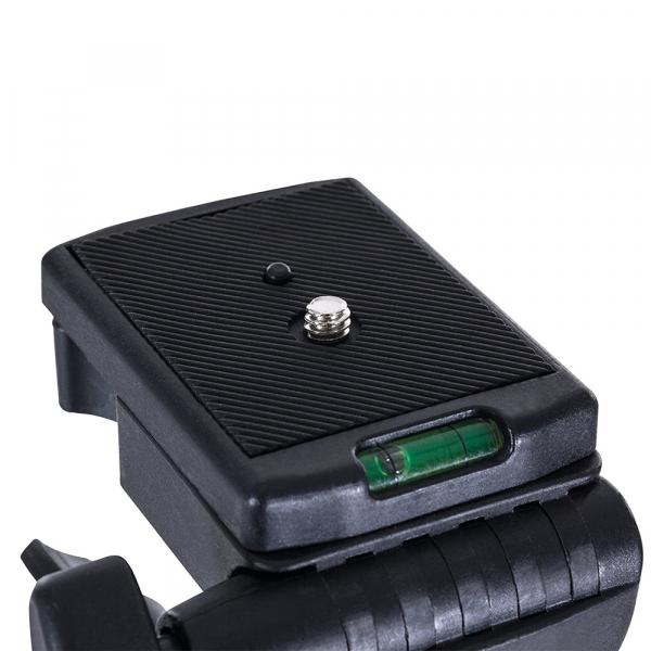 Dorr HDV-606 - trepied si monopied foto + cap cu maneta (2 in 1) 7