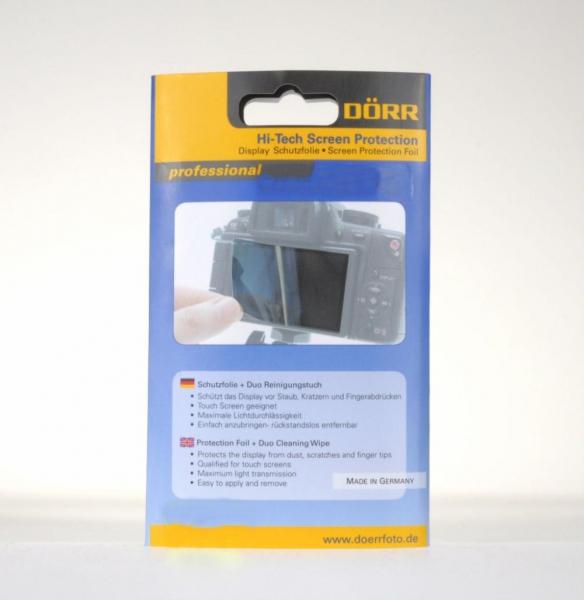 Dorr Hi-Tech folie protectie LCD pt Canon 7D [0]