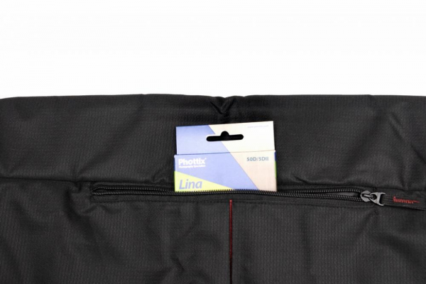 Dorr husa trepied ACTION Black XL (90cm x 18cm) 1