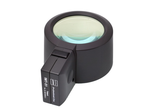 Dorr Lupa 2x cu baterii (diametrul 85 mm) [0]