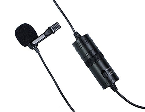 Dorr LV-10 -  microfon omnidirectional de tip lavaliera 0