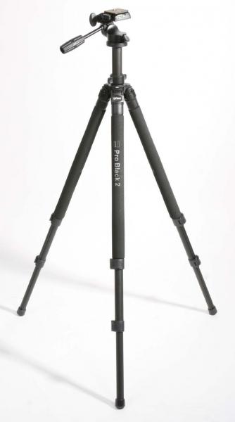 Dorr Pro Black 2 , trepied foto + cap cu maneta [0]