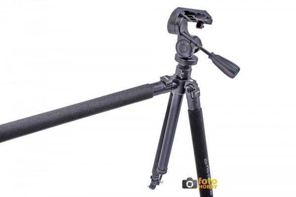 Dorr Pro Black 3 XL , trepied foto + cap cu manete [6]