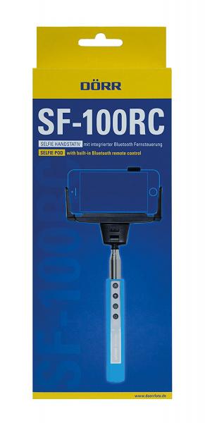 Dorr SF-100RC - suport Selfie pentru telefoanele mobile - cu comanda Bluetooth 9