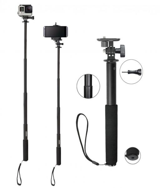Dorr SF-74GP - suport Selfie pt camerele GoPro si telefoane mobile 2