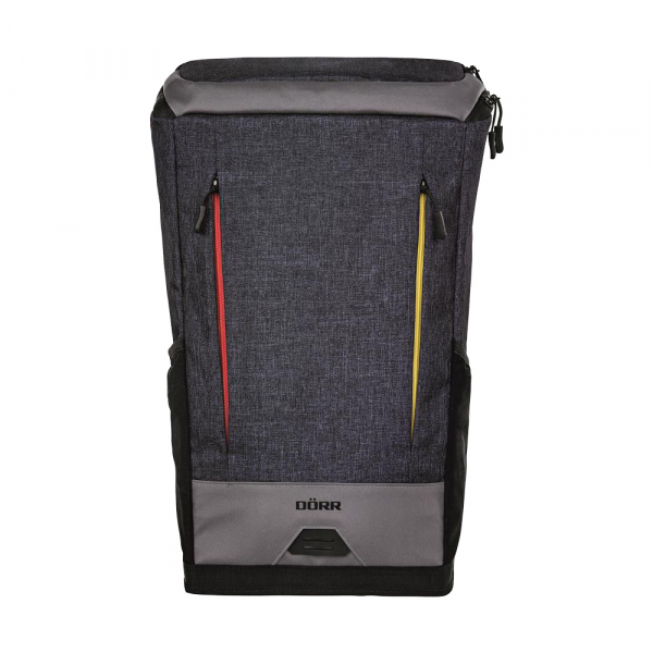 Dorr Stockholm Backpack grey-blue - rucsac foto 0