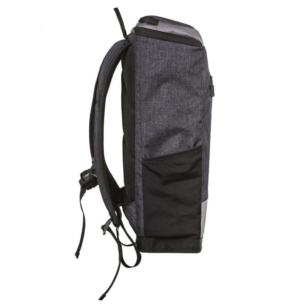 Dorr Stockholm Backpack grey-blue - rucsac foto 8